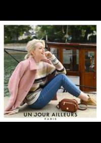 Prospectus Un jour ailleurs AULNAY SOUS BOIS : Lookbook