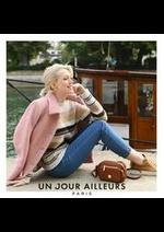 Prospectus Un Jour Ailleurs : Lookbook