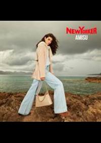 Prospectus NewYorker Aubervilliers : Amisu