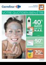 Prospectus Carrefour : Votre quotidien bien être
