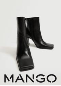 Prospectus MANGO Bern : Leather and more