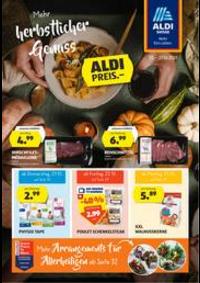 Prospectus Aldi Belp : Aldi reklamblad