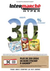 Prospectus Intermarché Hyper DOLE : GEN OCTOBRE 1