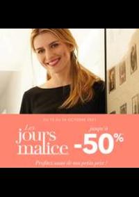 Prospectus Grain de Malice Besançon : Promotion