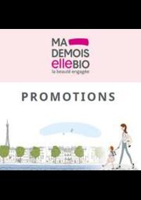 Prospectus Mademoiselle bio St Antoine : Mademoiselle Bio Promotions