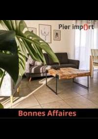 Prospectus Pierimport Paris 15ème : Pier import Bonnes Affaires