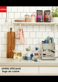 Prospectus HEMA Paris Montreuil : OFFRES SPÉCIALES linge de cuisine
