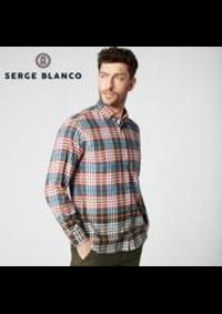 Prospectus Serge Blanco PARIS : Jamais Banal