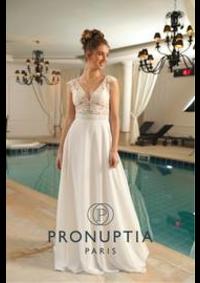 Prospectus Pronuptia PARIS 9 - Trinité : Nouvelle Collection 2022