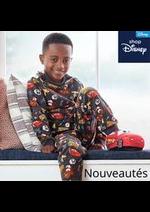 Prospectus Disney Store : Disney Nouveautés